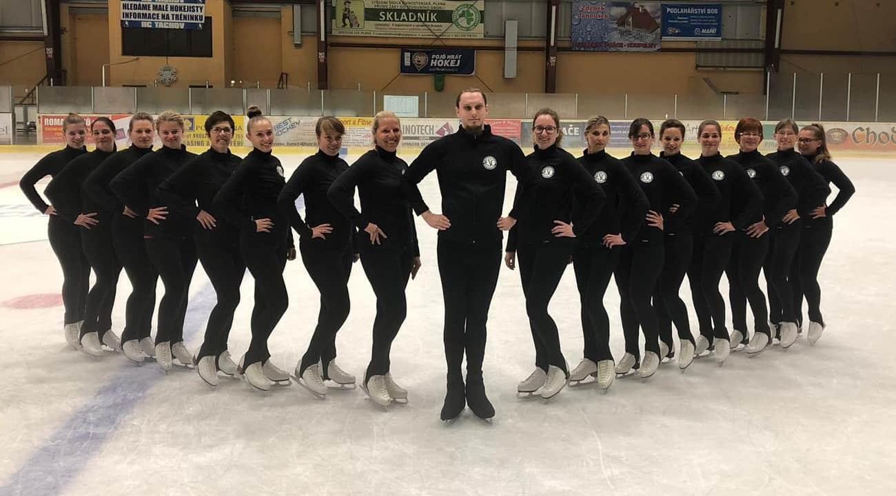 Synchron Eiskunstlauf ESC Höchstadt