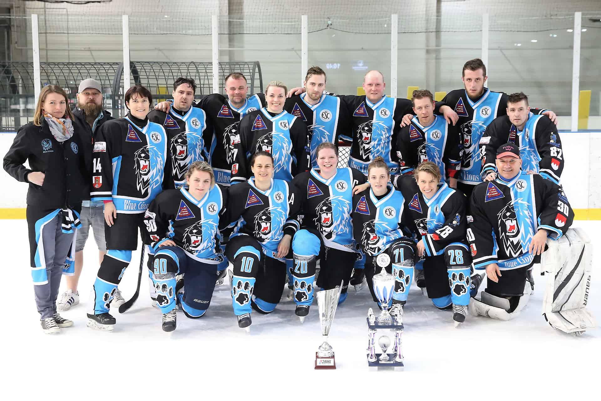 Blue Lions Team