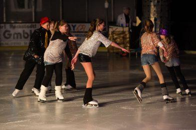 Eiskunstlauf Kinder