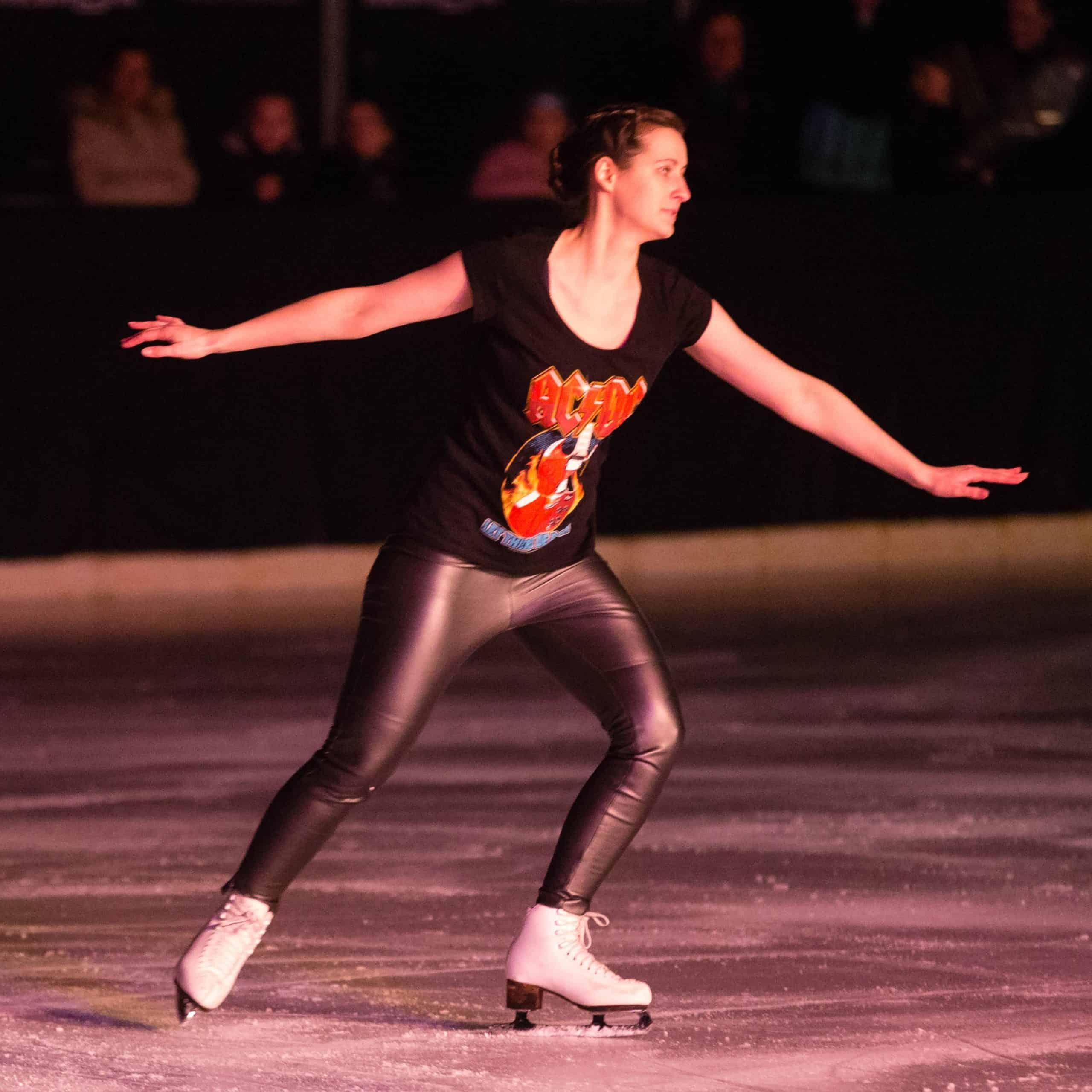 Eiskunstlauf Lisa
