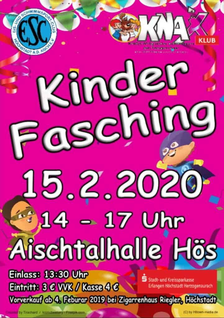 Kinderfasching 2020