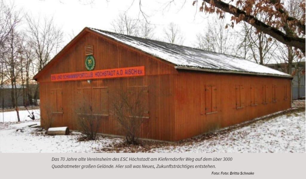 Pressebericht ESC Höchstadt